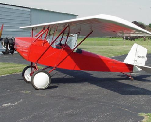 1933 Pietenpol Air Camper